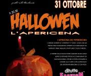 Locandina evento Hallowen