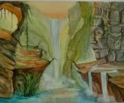 fantasy - acquerello
