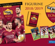 Sticker Album ACRoma2018-2019