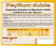 Etichetta psyllium