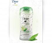 Proposta creativa: Dove (Dove Go Fresh)
