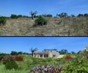 rendering 3d - V.I.A. Impatto ambientale - Villa Leuca
