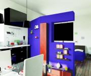 ristrutturazione casina - camera volontari