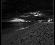black and white near the sea - 05b_w-al