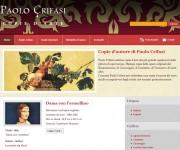 Realizzazione del portfolio di un artista con Wordpress