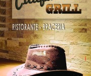 Pagina pubblicitaria magazine Clary per California Grill