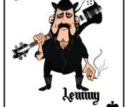 Motorhead - Lemmy Card