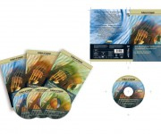 Studio e realizzazione packaging DVD