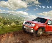 Mostra Jeep - Fotografia e foto montaggio