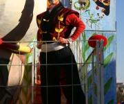 Me as Tigress Kung fu Panda II