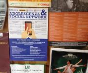 Adolescenza & Social Network - locandina