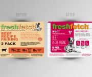 Restyling Etichette Fresh Fetch