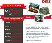 tour oki 2013