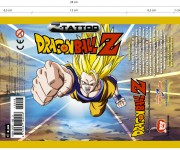 Flow pack Dragonball Z