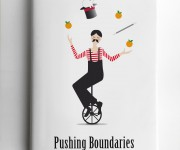 Cover Book Pushing Boundaries ©FormanuovaStudio