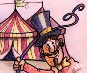 Fiaba Geremia e il Signor lecca lecca Rossi