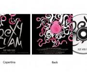 Artwork disco SEXY CLAM