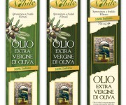 Studio Etichetta Oleificio NOBILE