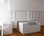 Food interior design - render counter