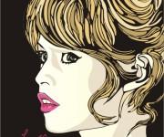 ritratto Brigitte Bardot