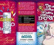 Cartacanta/Energydrink-promozioni-illustarzione-ideazione brochure
